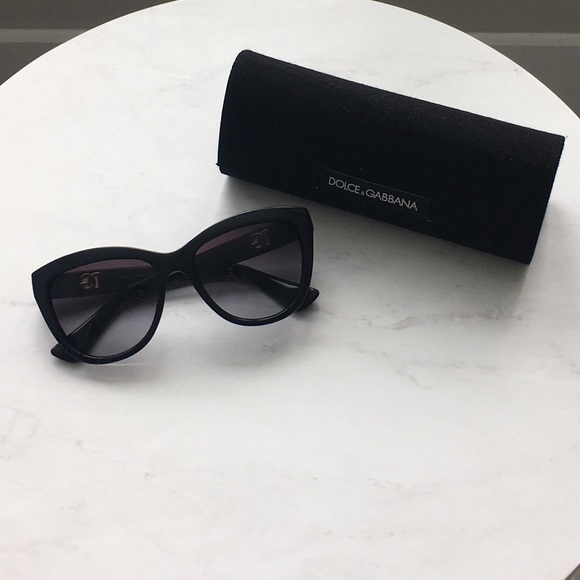 b0604e77660b Dolce & Gabbana Accessories | Dolce Gabbana Cateye Sunglasses | Poshmark